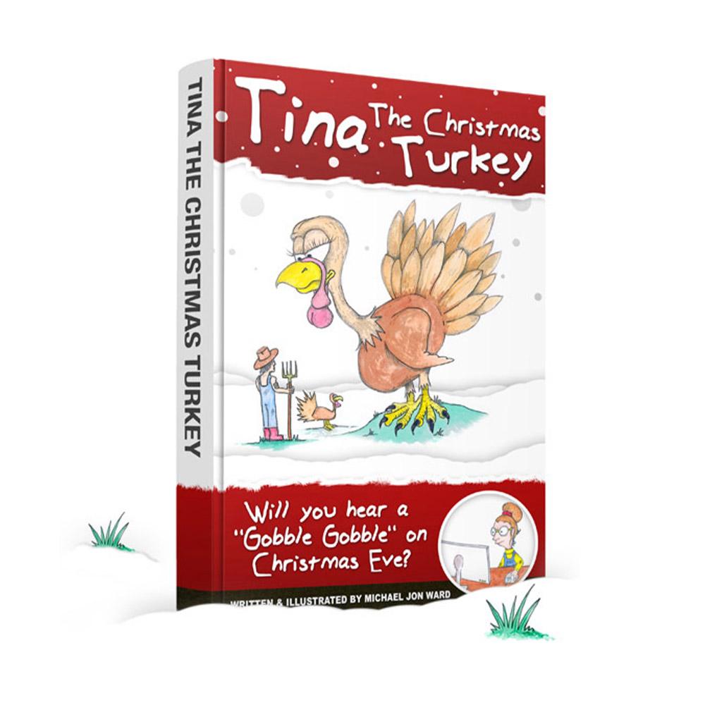 Tina The Christmas Turkey