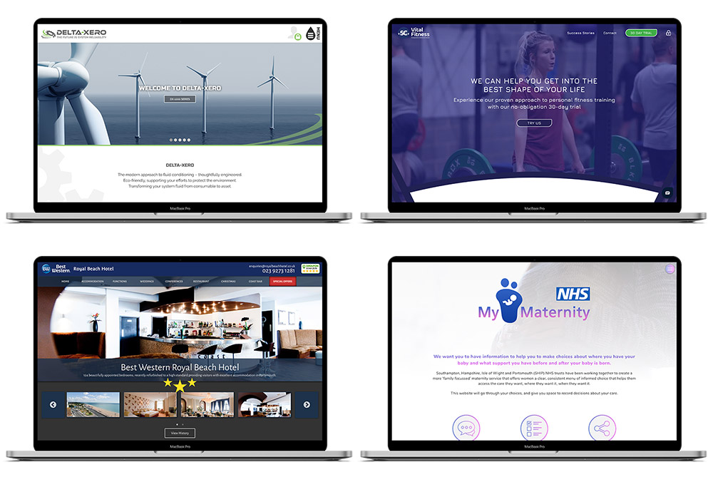 Website Designs Drayton