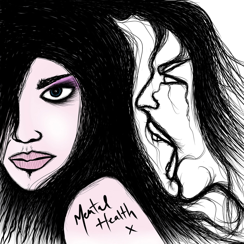 Mental Health Artwork