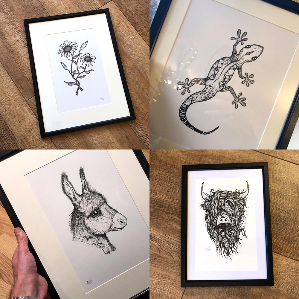 illustrator artist in Portsmouth